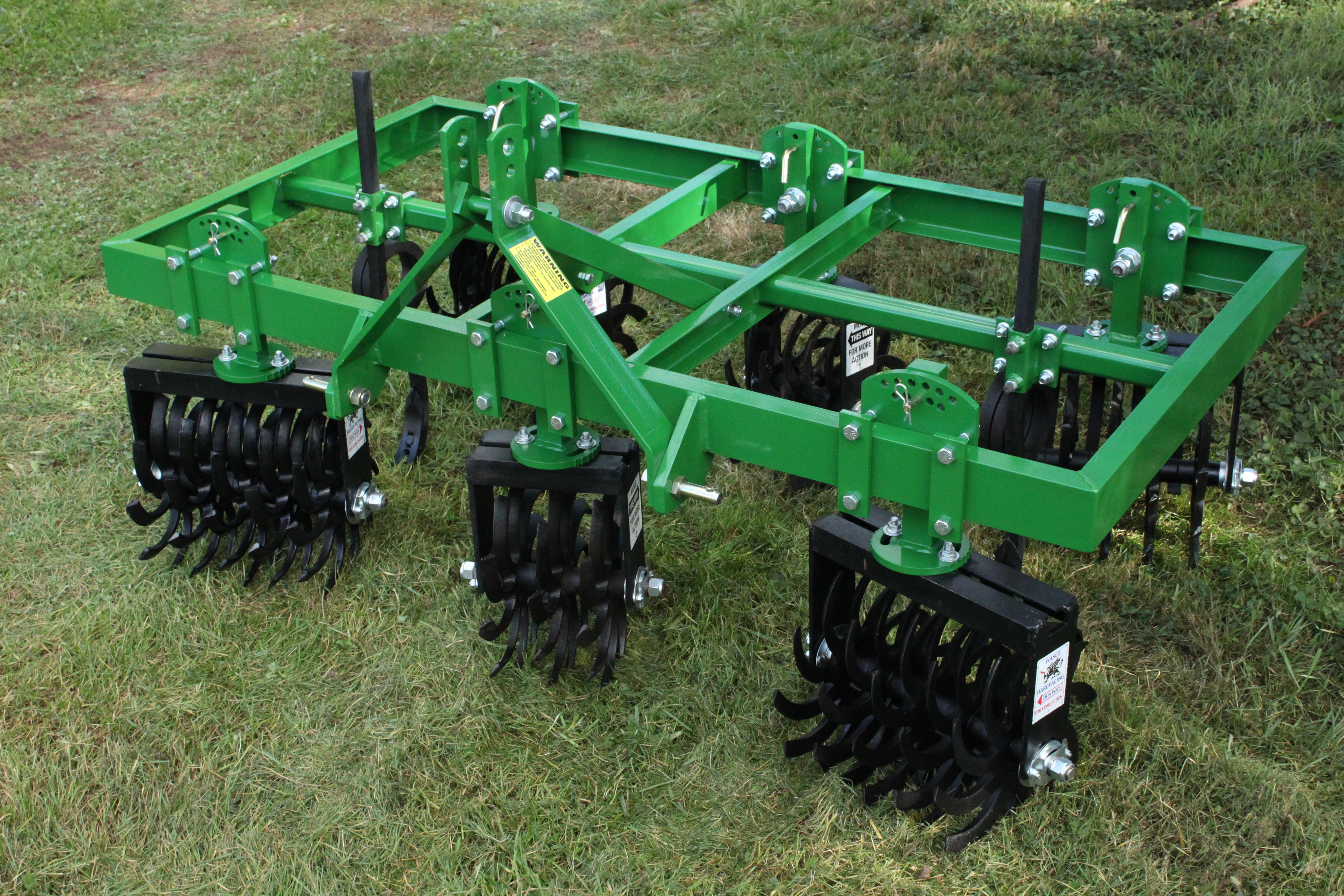 Hillside Cultivator 2 Row, NH