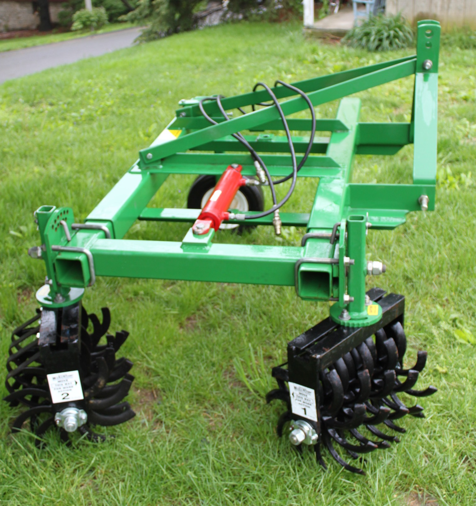One Sided Cultivator