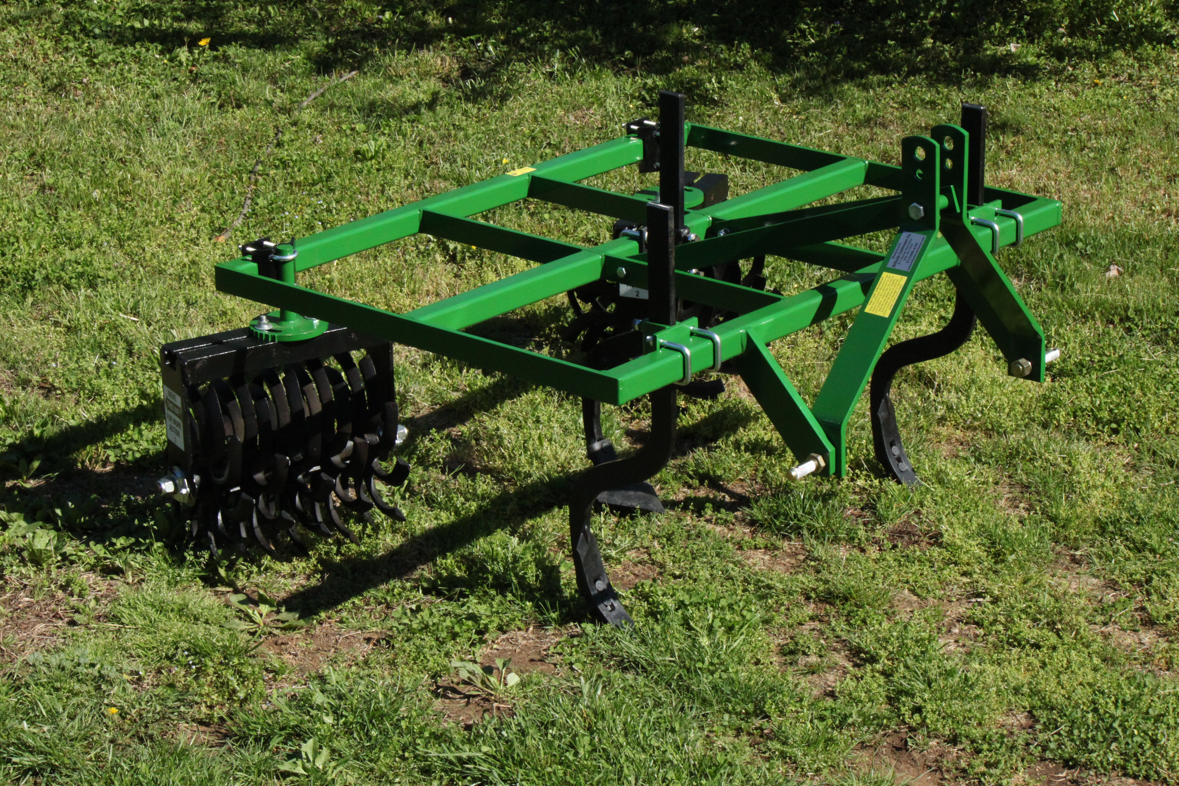 Utility Cultivator